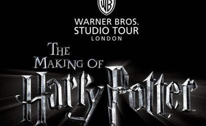 Warner Bros. Studio Tour London with Transportation