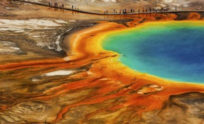 7-Day Yellowstone National Park and West Grand Canyon Skywalk Tour