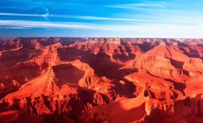 5-Day Bus Tour Package to Grand Canyon South/West and 2 Options