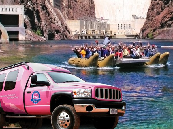 op-to-Bottom Hoover Dam Tour with Colorado River Float