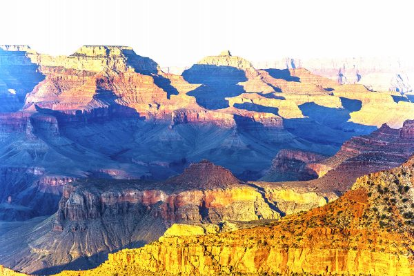 6-Day San Francisco, Los Angeles, Las Vegas, Grand Canyon Tour