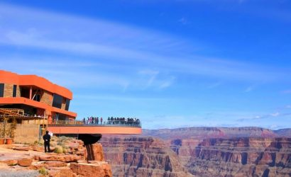 4-Day West Small Group Tour from LA or LV