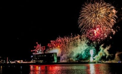 Iceland New Year's Eve Fireworks Cruise