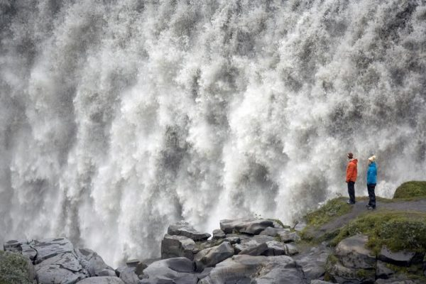 Dettifoss Day Trip from Akureyri with Godafoss and Lake Myvatn
