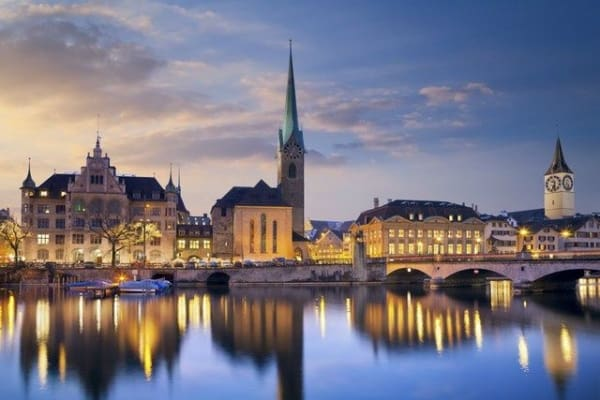 14-Day Western, Central and Eastern Europe Tour from Frankfurt-1