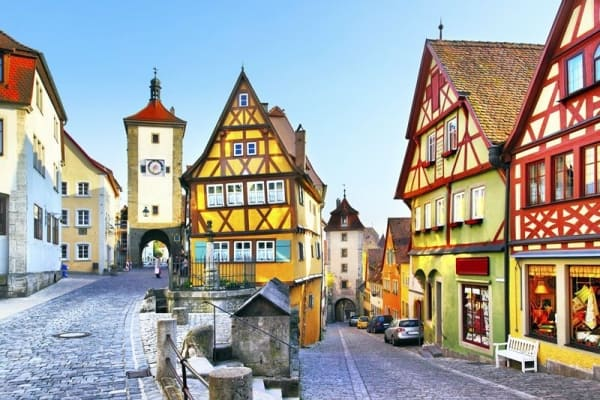 9-Day Germany Self Drive Tour from Frankfurt
