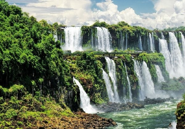 Iguazu Falls Tour From Puerto Iguazu - Argentina and Brazil Side
