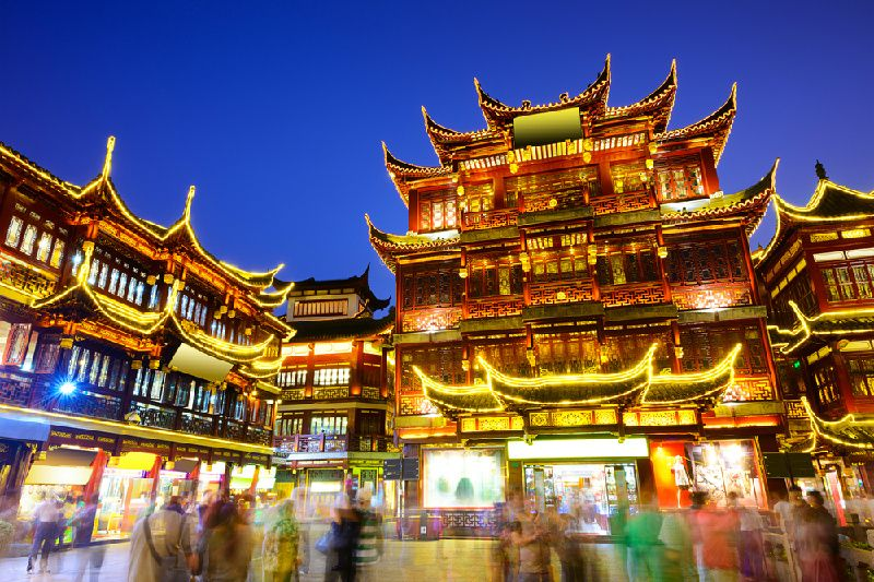 7-Day Small Group China Tour Package by Train: Beijing - Xi'an - Shanghai