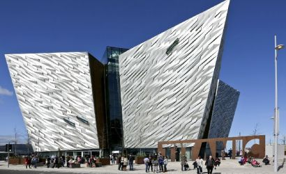 Belfast Day Trip from Dublin with Titanic Experience