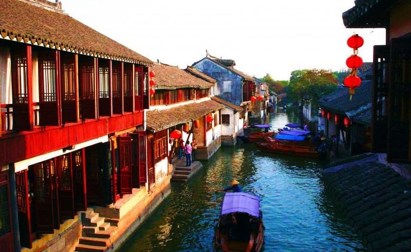 Suzhou and Zhouzhuang Water Village Private Day Tour