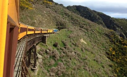 6-Day South Island Heritage Tour