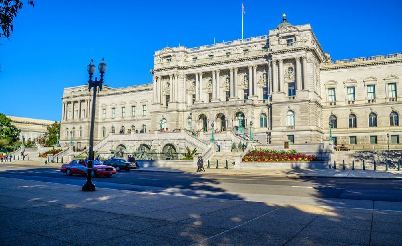 4-Hour U.S. Capitol Building and Capitol Hill Walking Tour