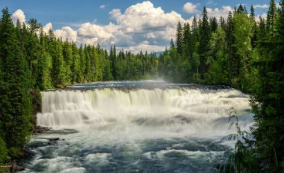 9-Day Vancouver, Banff, Jasper, Lake Louise, Columbia Icefield, Rocky Mountain Tour