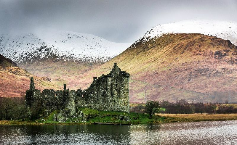 West Highland Lochs and Castles Day Tour from Edinburgh