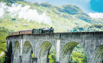 2 Day Hogwarts Express Train Experience from Edinburgh
