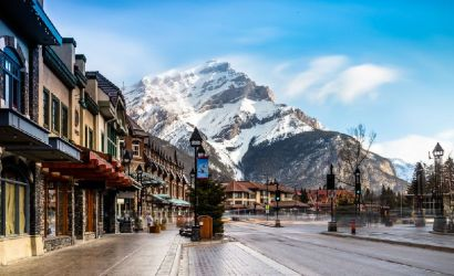5-Day Canadian Rockies Tour from Vancouver: Banff, Jasper, Icefield, Lake Louise, Maligne Canyon and Lake