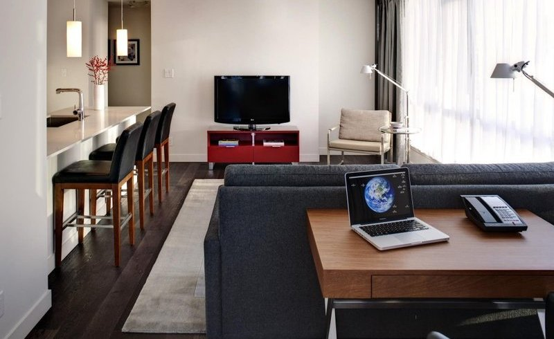 LEVEL Furnished Living Yaletown-Seymour