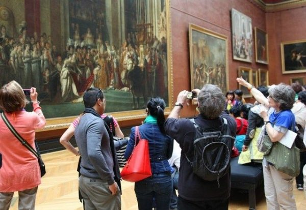 Best of the Louvre Museum Small Group Tour