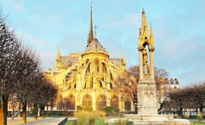Notre Dame Island and Historic Medieval Paris Walking Tour