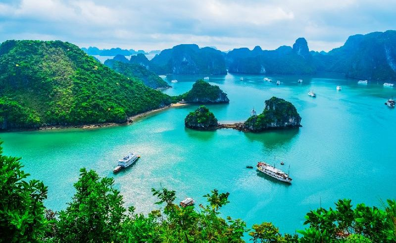 7-Day Complete Vietnam Tour From Hanoi - Ninh Binh - Halong Bay to Ho Chi Minh City