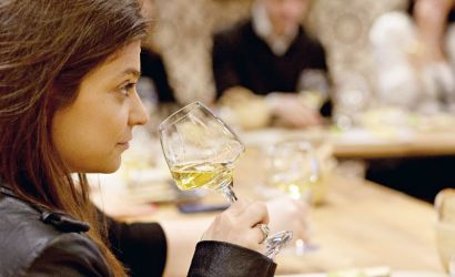 Paris Wine Tasting Workshop at Lafayette Maison & Gourmet