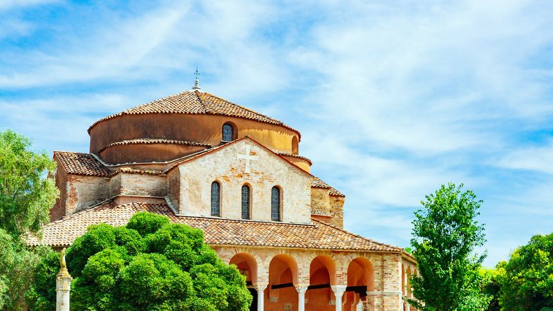 Murano, Burano, and Torcello Small Group Tour from Venice