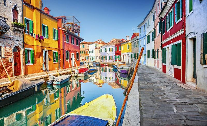 Murano and Burano Half Day Trip from Venice