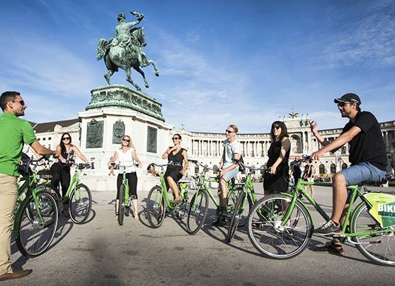 3-Hour Vienna Bike Tour