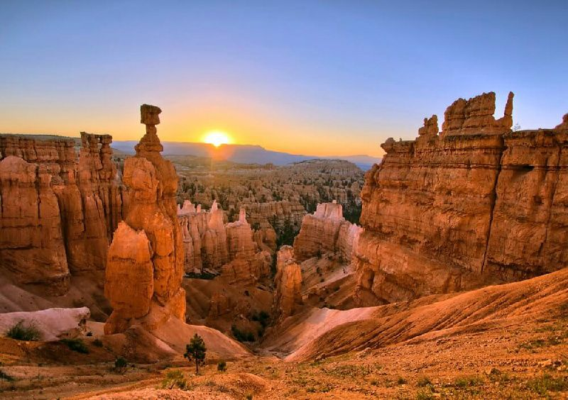 2 Day Bryce Canyon & Zion National Park Lodging Tour