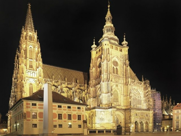 7-Day Central and Eastern Europe Tour from Frankfurt