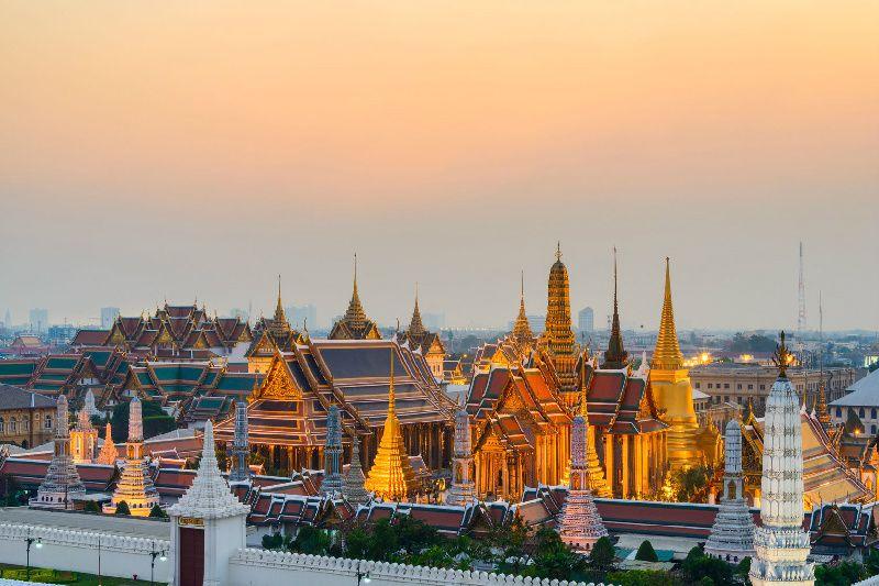 Bangkok Canal & Grand Palace Tour