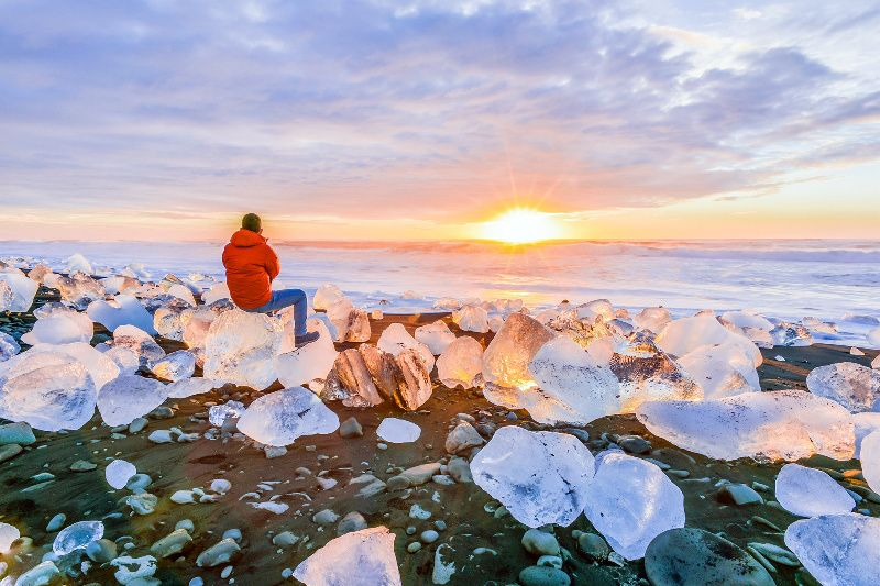 5-Day Iceland Northern Lights, Volcanoes and Glaciers Tour