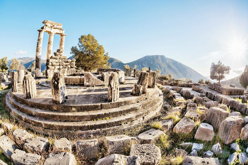 7-Day Taste of Greece Tour Package from Athens