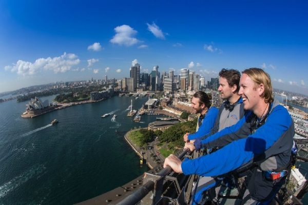 Sydney Harbour BridgeClimb - Day Time