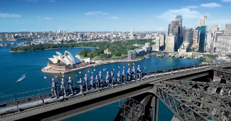 1-Day Climb the Iconic Sydney Harbor Bridge