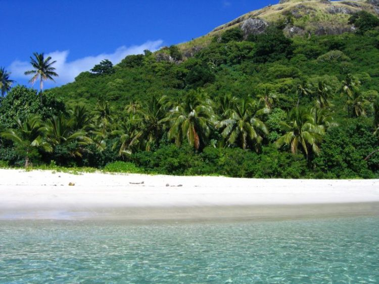7 places to visit in 2021 - Fiji