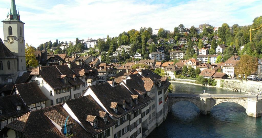 Bern the heart of Switzerland