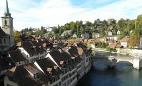 Bern the heart of Switzerland