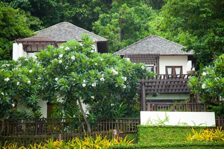 Staying in a villa - a peaceful experience