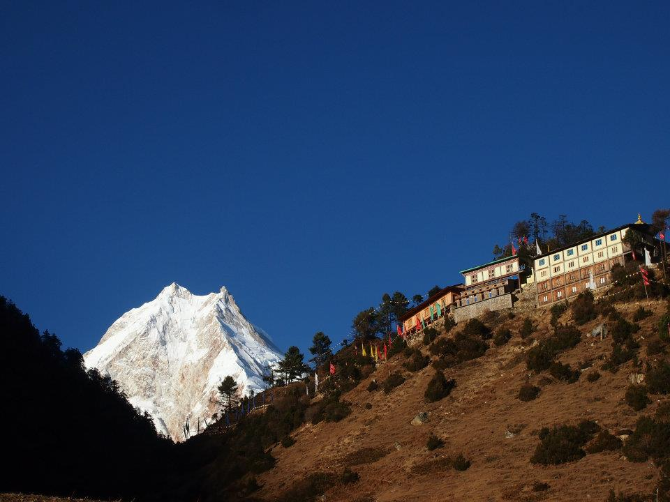 Top 5 Treks in Nepal - Manaslu Trek