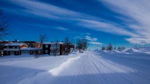 Abisko, Sweden