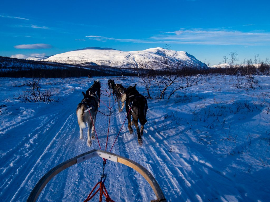Abisko - Best Place to See The Northern Lights