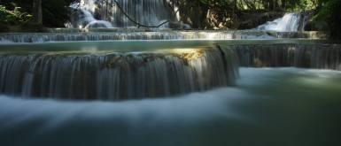 Kuang Si Falls, Luang Prabang Laos