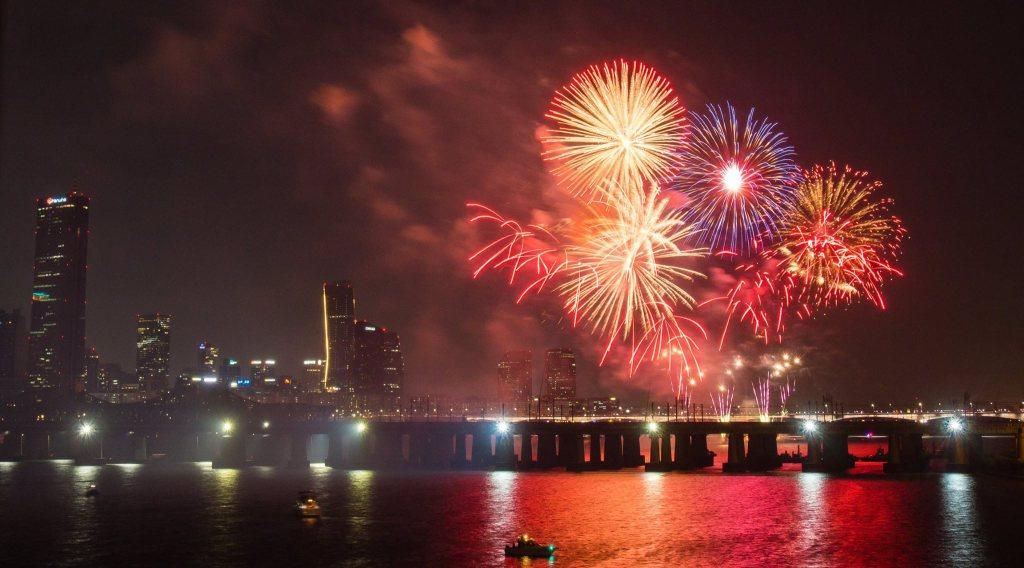 Seoul Fireworks Festival