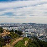 Hiking in Incheon: Gyeyangsan