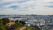 Hiking in Incheon: Gyeyangsan