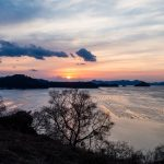 Sunset in Tongyeong