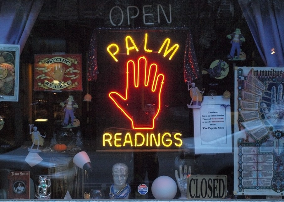 Palm Readings