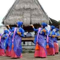 Mengenal Tarian Tradisional Suku Mbojo, Bima Dan Dompu