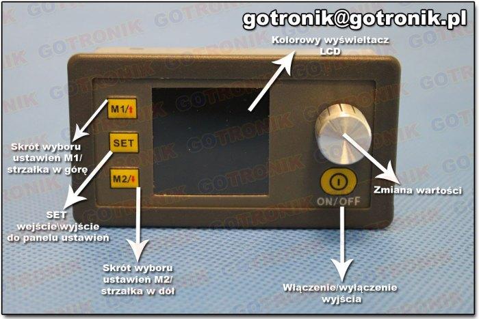 Funkcje przycisków